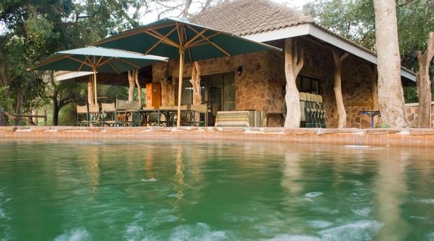 Singwe Lodge Mbuluzi Game Reserve